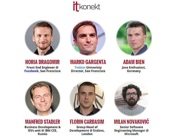 World IT experts at a conference in Belgrade on May 23rd and 24th