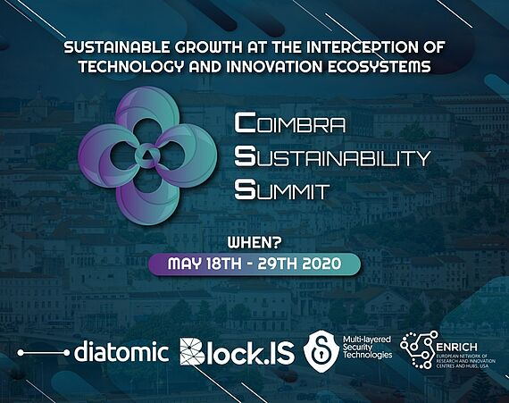 Coimbra Sustainability Summit 2020 od 18. do 29. maja 2020. godine