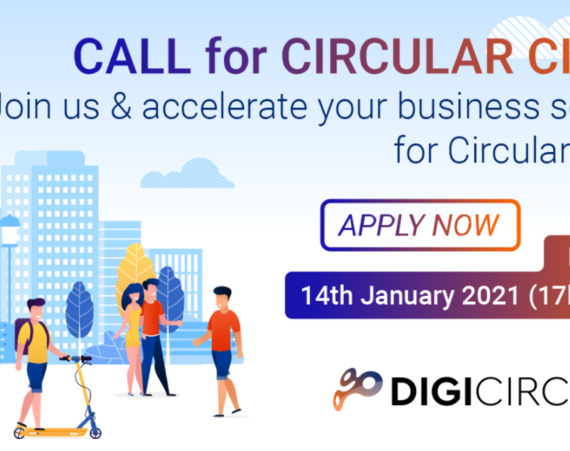 """DigiCirc will create new opportunities for SMEs in the domains of Circular Cities"""