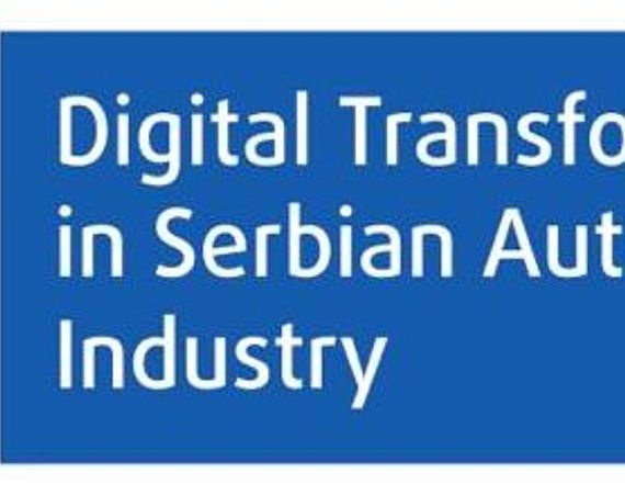 Digitalna transformacija u automobilskoj industriji Srbije 2018