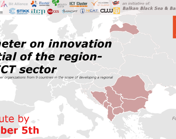 Barometer on Innovation Potential of the Region-wide ICT Sector